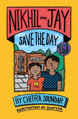 Nikhil and Jay Save the Day book