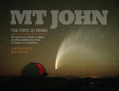 Mt John by John Hearnshaw