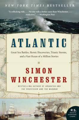 Atlantic by Author and Historian Simon Winchester