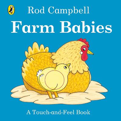 Farm Babies by Rod Campbell