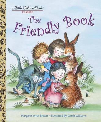 The Friendly Book by Margaret Wise Brown