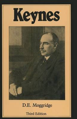 Keynes by D. E. Moggridge