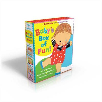 Baby's Box of Fun: Toes, Ears and Nose! Where Is Baby's Belly Button? by Karen Katz
