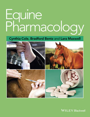 Equine Pharmacology by Cynthia Cole