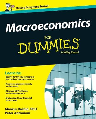 Macroeconomics for Dummies, UK Edition by Manzur Rashid