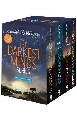 The Darkest Minds Series Boxed Set by Alexandra Bracken