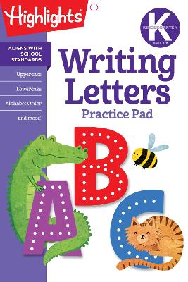 Writing Letters by Highlights
