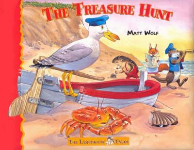 The Treasure Hunt by Anna Casalis