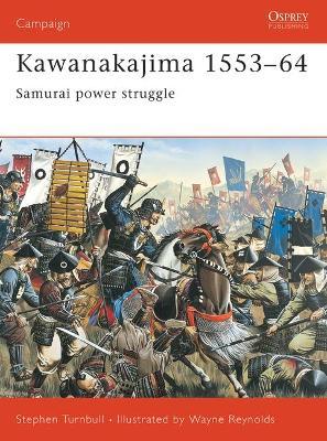 Kawanakajima 1553-64 book