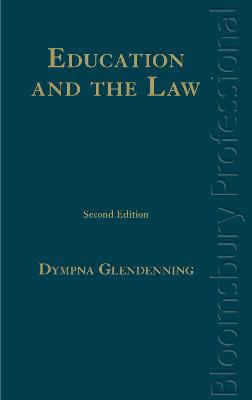 Education and the Law by Dympna Glendenning