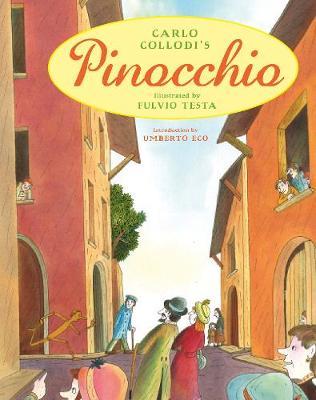 Pinocchio by Fulvio Testa