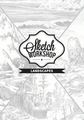 Sketch Workshop: Landscapes by 3dtotal Publishing
