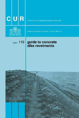 Guide to Concrete Dyke Revetments book