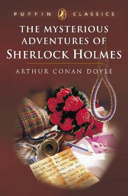 "The The Mysterious Adventures of Sherlock Holmes The Mysterious Adventures of Sherlock Holmes ""The Greek Interpreter""; ""The'gloria Scott""'; ""The Resident Patient""; ""The Boscomb"" by Sir Arthur Conan Doyle"