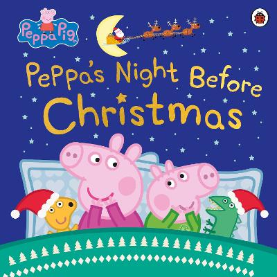 Peppa Pig: Peppa's Night Before Christmas book