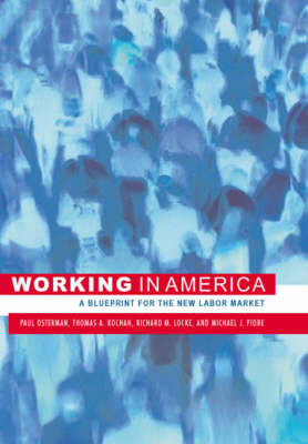 Working in America by Paul Osterman