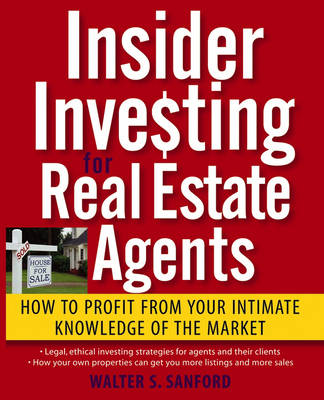 Insider Investing for Real Estate Agents book