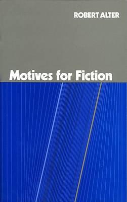 Motives for Fiction book