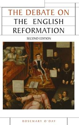 Debate on the English Reformation book