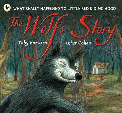 Wolf's Story book