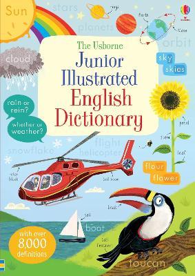 Junior Illustrated English Dictionary book