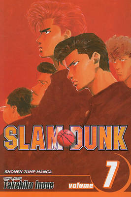 Slam Dunk, Vol. 7 by Takehiko Inoue