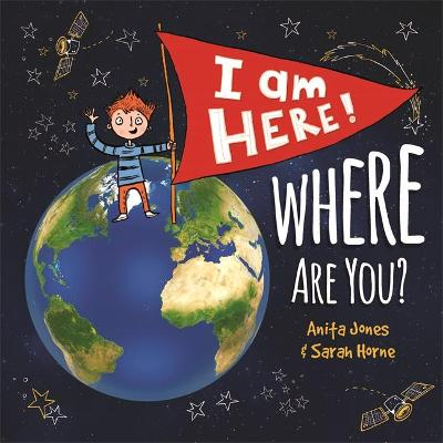 I Am Here, Where Are You? book