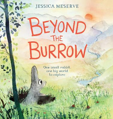 Beyond the Burrow book