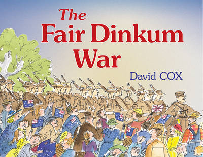 Fair Dinkum War book