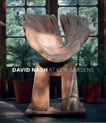 David Nash at Kew Gardens by Michelle Payne