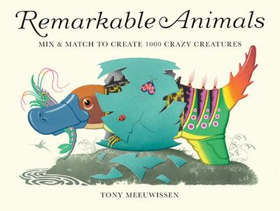 Remarkable Animals (mini edition) book