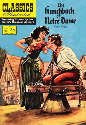 Hunchback of Notre Dame, The by Victor Hugo
