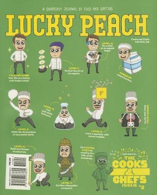 Lucky Peach, Issue 9 by David Chang