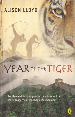 The Year Of The Tiger by Alison Lloyd