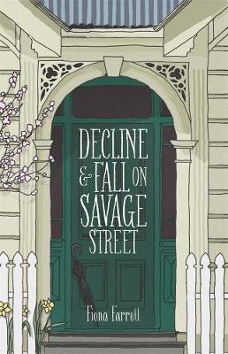 Decline and Fall on Savage Street book