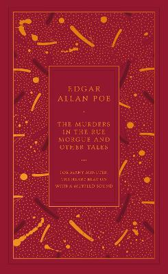 Murders in the Rue Morgue (Faux Leather Edition) book