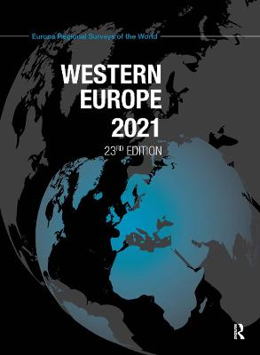 Western Europe 2021 by Europa Publications