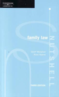 Family Law by Ross Hyams