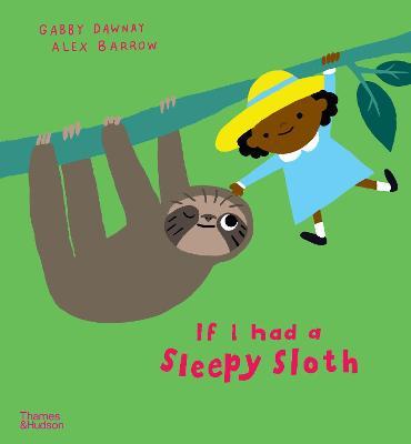 If I had a sleepy sloth book