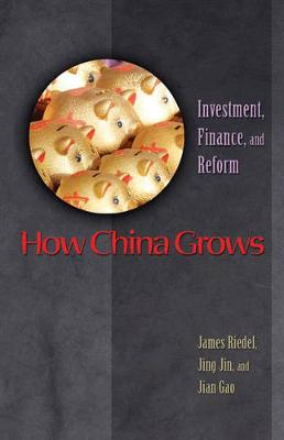 How China Grows by James Riedel