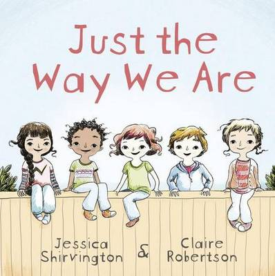 Just the Way We Are book