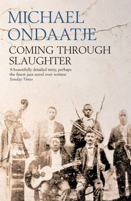 Coming through Slaughter book