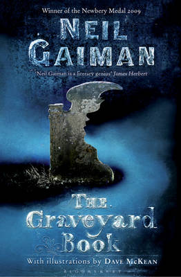 The The Graveyard Book by Neil Gaiman