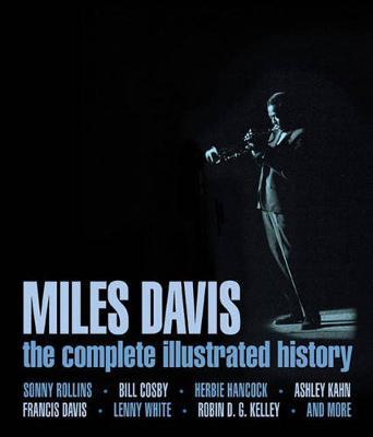 Miles Davis by Ashley Kahn