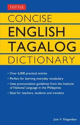 Concise English Tagalog Dictionary by Jose Villa Panganiban