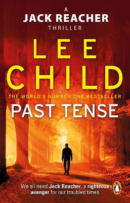 Jack Reacher: #23 Past Tense by Lee Child