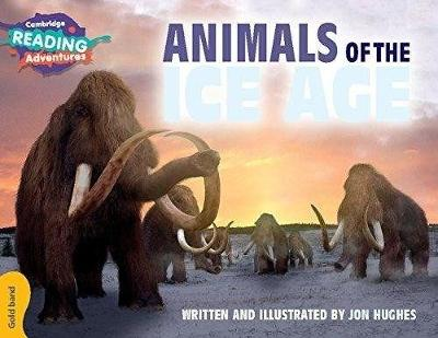 Animals of the Ice Age Gold Band by Jon Hughes
