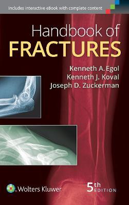 Handbook of Fractures by Kenneth Egol