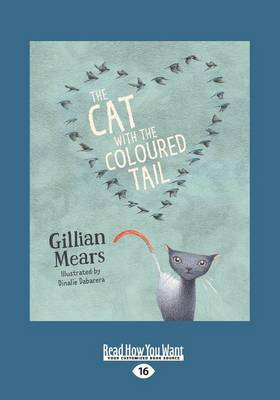 The Cat With the Coloured Tail book