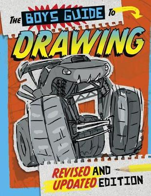 The Boys' Guide to Drawing: Revised and Updated Edition by Clara Cella